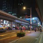 初めての台湾!交通事情に驚く!