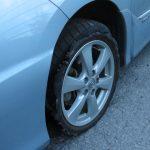高速道路でタイヤがバースト!!心の準備ができていない小生はこう対処した。