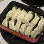 チルド餃子は卵焼き器で焼くといいよ!