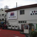 今年も江戸に上ったのでその3。築地市場に行ってみました。