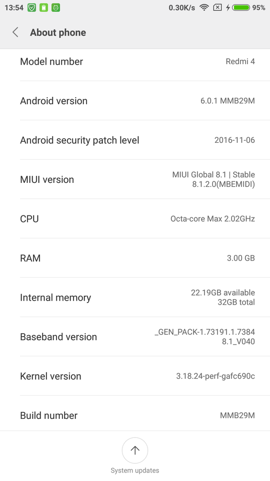 Redmi 4 PrimeにTWRPを導入し、LineageOSをインストールしました。