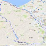 札幌→朝里峠→定山渓→札幌100kmライドを走破した!