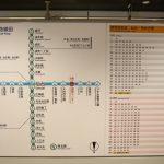 仙台市地下鉄全駅構内で羽生結弦選手ポスターを見てきた!【仙台の旅2018 その2】
