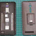 ASUS Zenfone2(ZE551ML)の電池を交換した。DIYで!