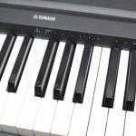 YAMAHAの電子ピアノP-45を分解して鍵盤を修理しました。