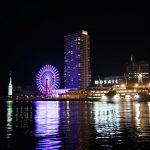 メリケンパークで神戸の夜景を撮影しました。夜景撮影には機材があるとめっちゃ便利!
