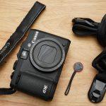 Canon PowerShot G16のハンドストラップをDIYでアップデートしたよ!