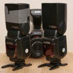 【Godox TT600】ストロボを買い増ししました。2灯で楽しいライティング!