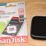 Shanling Q1用に仕入れたSanDiskのmicroSDカードをチェックする!