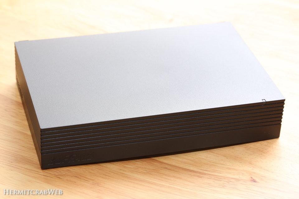 【BUFFALO HD-AD4U3】録画用ハードディスクを購入したら、予想外の高性能で驚いた!