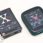Shanling Q1とHiBy R3 Proの本体デザインを比較してみた。