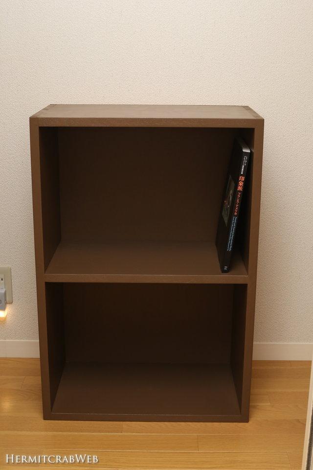 本棚を作りました。その1 構想~組み立て編