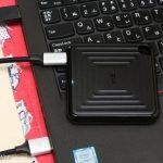 【シリコンパワー PC60 960GB】960GBの外付けSSD!データ退避用ストレージに最適!