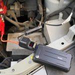 バッテリーが無くてもクルマのエンジンがかかる!Anker Roav ジャンプスターターProは緊急時のめちゃ強力な味方だッ!