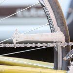 自転車のチェーンはどれくらい伸びている?チェーンチェッカーでチェックしてみたよ!
