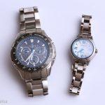 メタルバンド腕時計の洗浄はセスキ炭酸ソーダで簡単♪こびりついた汚れがあっという間に落ちる!!